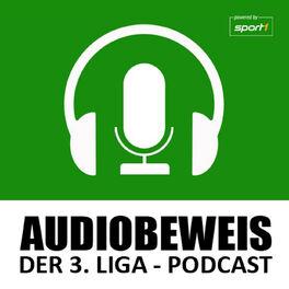 Show cover of Audiobeweis - Der 3.Liga-Podcast