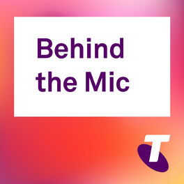 Show cover of Telstra - Behind the Mic
