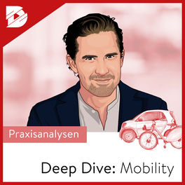 Show cover of Deep Dive Mobility // by digital kompakt