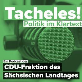 Show cover of Tacheles! Politik im Klartext