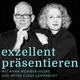 Show cover of exzellent präsentieren - präsentiere ALLES außergewöhnlich