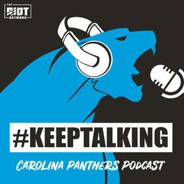 Show cover of #keepTalking - Der Carolina Panthers Podcast