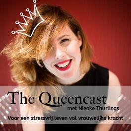 Show cover of The Queencast met Nienke Thurlings
