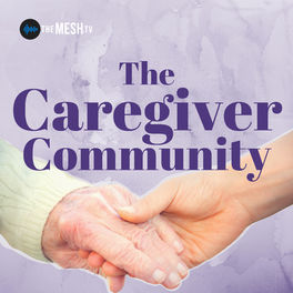 Show cover of The Caregiver Community