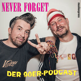 Show cover of Never Forget