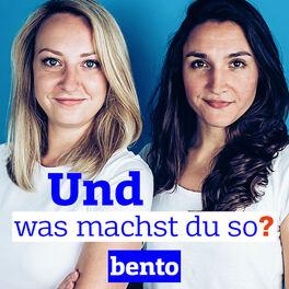 Show cover of Und was machst du so? Der Job-Podcast von bento