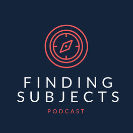 Show cover of Finding Subjects Podcast
