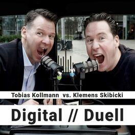 Show cover of Digital // Duell - Die Pressedebatte für die Digitale Transformation von Wirtschaft, Gesellschaft und Politik