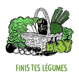 Show cover of Finis tes légumes
