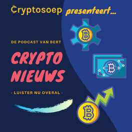 Show cover of Cryptosoep - Podcast met Bert