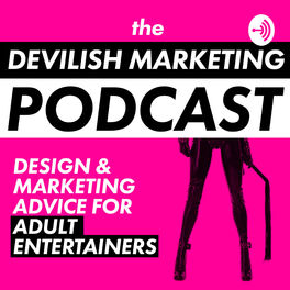 Show cover of The Devilish Marketing Podcast