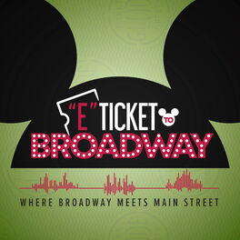 Show cover of E-Ticket to Broadway