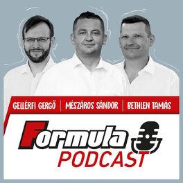 Show cover of Formula Podcast