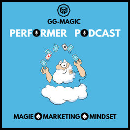 Show cover of GG-Magic Performer Podcast