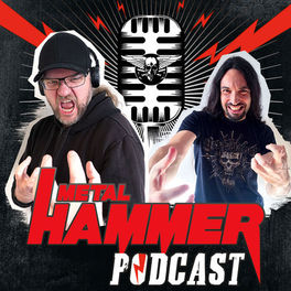 Show cover of METAL HAMMER Podcast