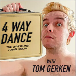 Show cover of 4 Way Dance: The Wrestling Panel Show