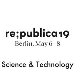 Show cover of re:publica 19 - Science & Technology