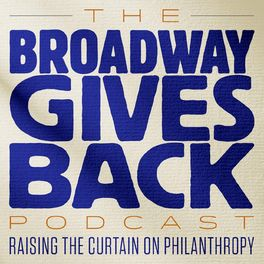 Show cover of Broadway Gives Back