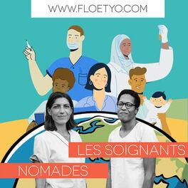 Show cover of Les soignants nomades par La vie en Mauve