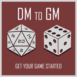 Show cover of DM to GM