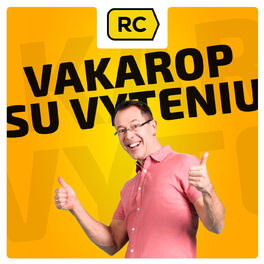 Show cover of VAKAROP SU VYTENIU