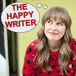 Show cover of The Happy Writer with Marissa Meyer