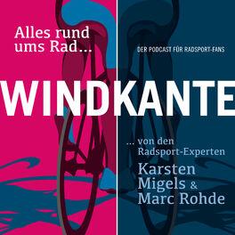 Show cover of Windkante - alles rund ums Rad - Von den Radsportexperten Karsten Migels und Marc Rohde