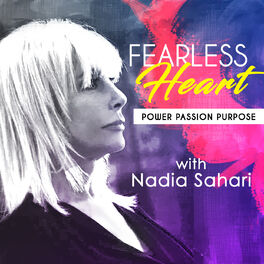Show cover of FEARLESS HEART with Nadia Sahari