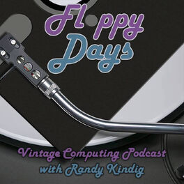 Show cover of FloppyDays Vintage Computing Podcast