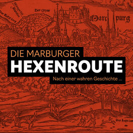 Show cover of Die Marburger Hexenroute