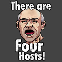 Show cover of There Are Four Hosts! (A Star Trek Picard Podcast)