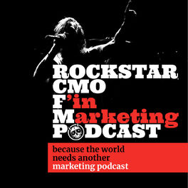 Episode cover of Rockstar CMO FM: Backstage, John Andrews, CEO, Photofy and a Cocktail