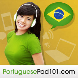 Show cover of Learn Portuguese   PortuguesePod101.com