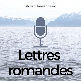 Show cover of Lettres romandes