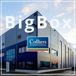 Show cover of BigBox - Der Industrie & Logistik-Immobilien PodCast von Colliers Deutschland