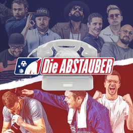 Show cover of RUF MICH AN - der ABSTAUBER Podcast