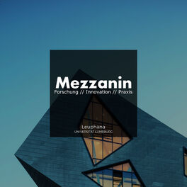 Show cover of Mezzanin - Einblicke in Forschung, Innovation und Praxis