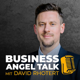Show cover of Business Angel Talk mit David Rhotert