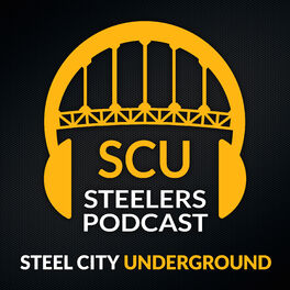Show cover of Pittsburgh Steelers Podcast   Steel City Underground