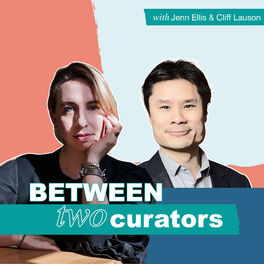 Show cover of Between Two Curators