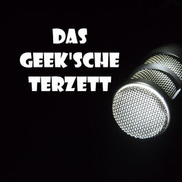 Show cover of Das geek'sche Terzett