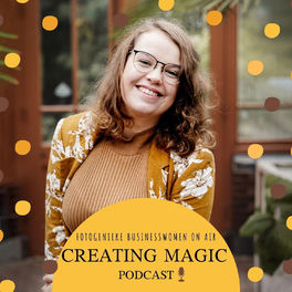 Show cover of Creating Magic Podcast