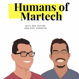 Show cover of Humans of Martech