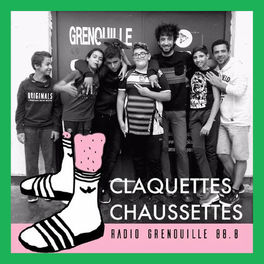 Show cover of Claquettes Chaussettes - Radio Grenouille