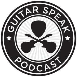 Show cover of Guitar Speak Podcast