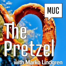 Show cover of The Pretzel - The CreativeMornings Munich Podcast