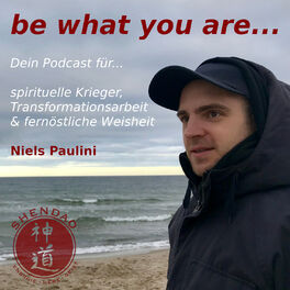 Show cover of be what you are - Dein Podcast für spirituelle Krieger