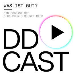 """Episode cover of DDCAST 15 - Prof. Dr. Dr. Volker Mosbrugger """"Der Weg vom Wissen zum Handeln ist unendlich weit"""""""