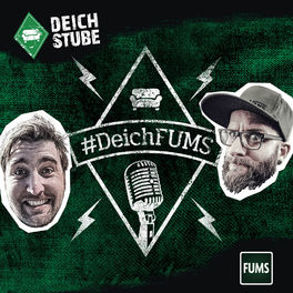 Episode cover of #DeichFUMS - Folge 8: Wahrheit oder dicht! Mit Nordderby-Sehnsucht in der Werder-Gerüchteküche
