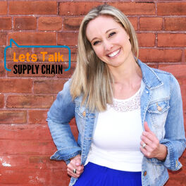 Show cover of Let's Talk Supply Chain